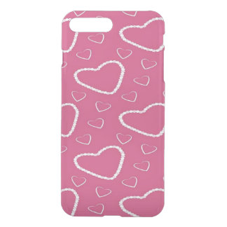Candy Hearts iPhone 7 Plus Case