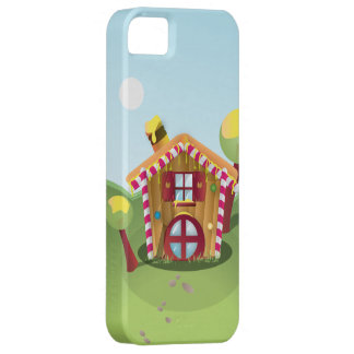 Candy House on the Hill iPhone 5 Cover