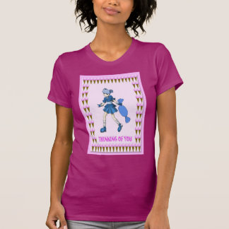 Candy Kids Topsy toffee with ice creams Tee Shirt
