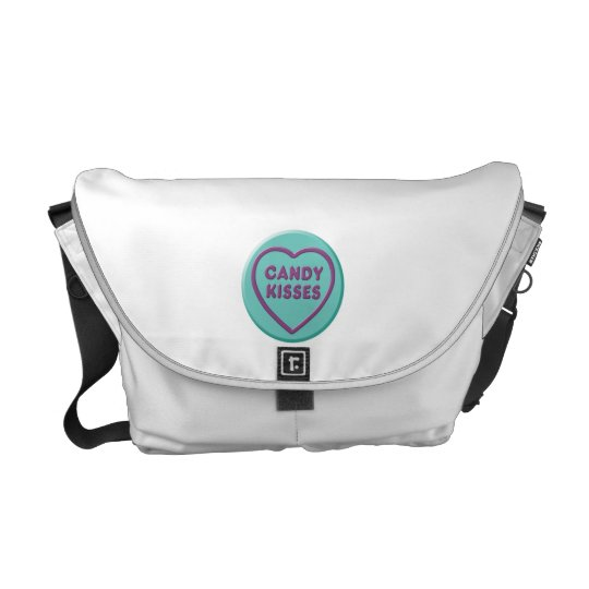 Candy Kisses Courier Bag