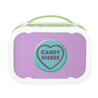 Candy Kisses Lunch Box