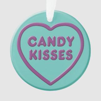 Candy Kisses Ornament