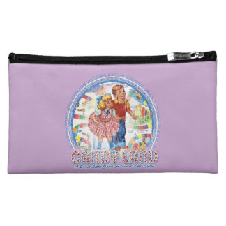 Candy Land - A Sweet Little Game Cosmetics Bags