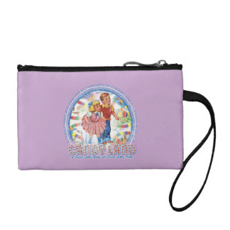 Candy Land - A Sweet Little Game Coin Purse