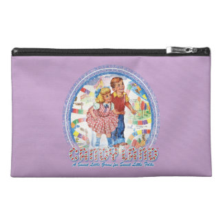 Candy Land - A Sweet Little Game Travel Accessories Bag