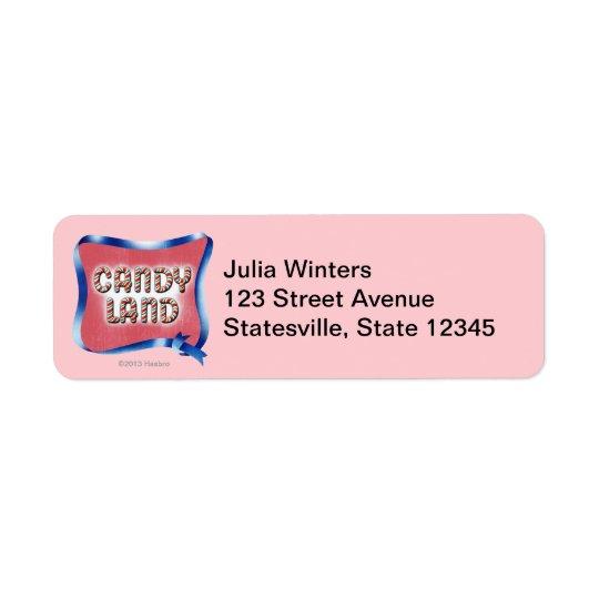 Candy Land Aged Logo