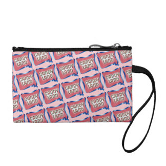 Candy Land Aged Logo Coin Purse