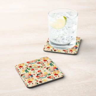 Candy Land Drink Coasters