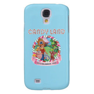 Candy Land Established 1945 Galaxy S4 Case