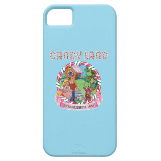 Candy Land Established 1945 iPhone 5 Cases