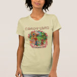 Candy Land Established 1945 Tee Shirts