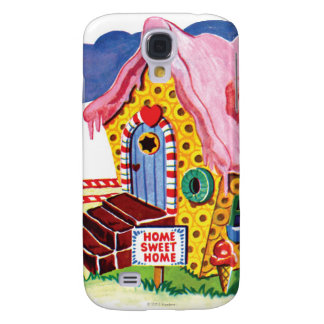 Candy Land Ginger Bread House Galaxy S4 Case