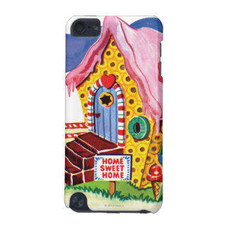 Candy Land Ginger Bread House iPod Touch (5th Generation) Cases