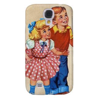 Candy Land Kids Galaxy S4 Case