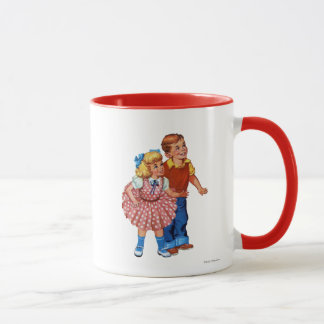 Candy Land Kids Mug
