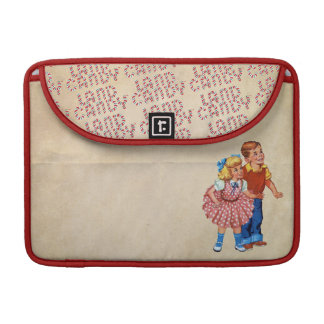 Candy Land Kids Sleeve For MacBooks