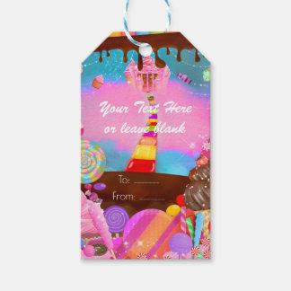 Candy Land Party Fantasy Birthday Custom Favor