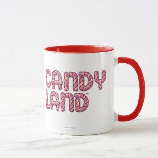 Candy Land Stacked Logo Mug