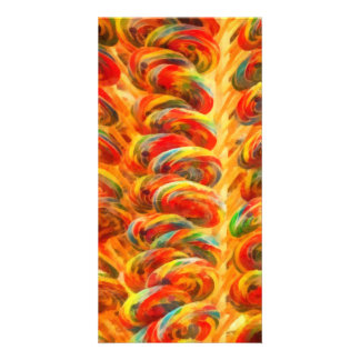 Candy - Lollipops Photo Greeting Card