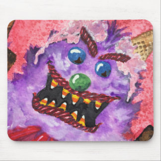 Candy Monster Mousepad