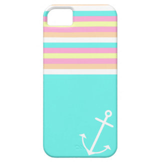 Candy Nautical Barely There iPhone 5 Case