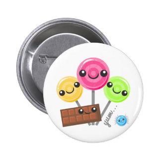 Candy Parade 6 Cm Round Badge