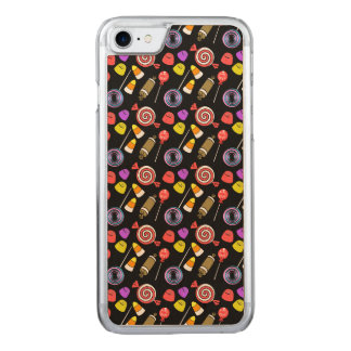 Candy Patterned Carved iPhone 8/7 Case
