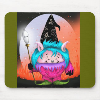 CANDY PET 1 HALLOWEEN MONSTER ALIEN CUTE MOUSE PAD