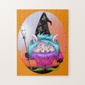 CANDY PET 1  PUZZLE MONSTER 11 X 14