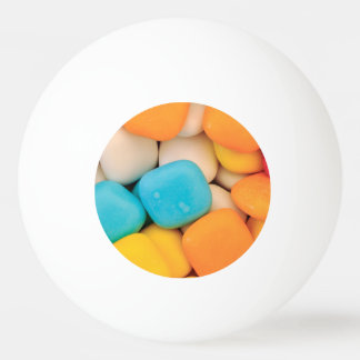 candy ping pong ball
