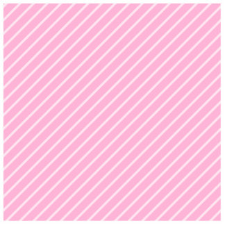 Candy Pink Diagonal Striped Pattern. Standing Photo Sculpture
