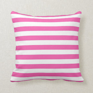 Candy Pink Ready to Customize Pillow
