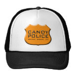 Candy Police Hat