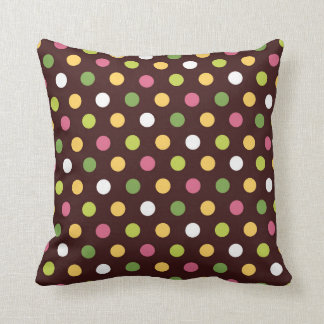 Candy Polka Dots Cushion