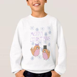 Candy robins sweatshirt