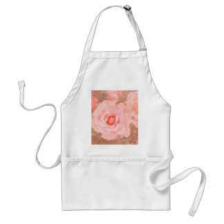 Candy roses apron