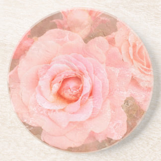 Candy roses coasters