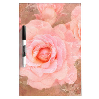 Candy roses dry erase white board