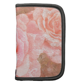 Candy roses folio planner