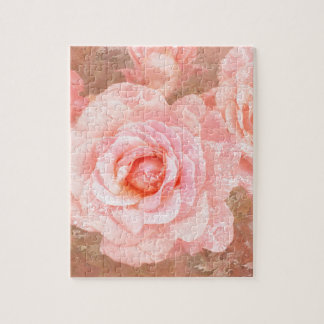 Candy roses puzzle