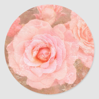 Candy roses sticker