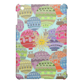 candy sky iPad mini cover