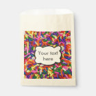 Candy Sprinkles Favour Bags