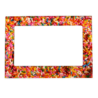 Candy Sprinkles Magnetic Frame