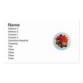 Candy Store Business Card