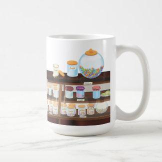 Candy Store Coffee Mugs