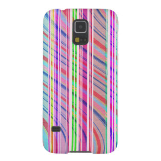 Candy Stripe Case For Galaxy S5