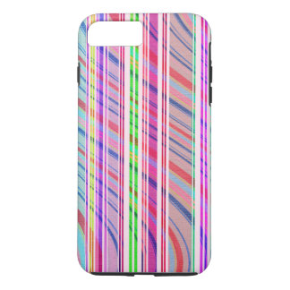 Candy Stripe iPhone 7 Plus Case
