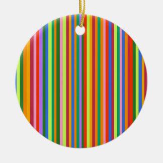 Candy Stripe Ornament