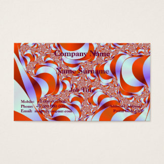Candy Stripe Roots Card